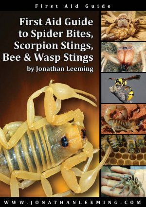 First Aid Guide to Spider Bites, Scorpion Stings, Bee & Wasp Stings