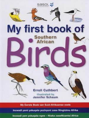 My First Book of Southern African Birds – Volume 1