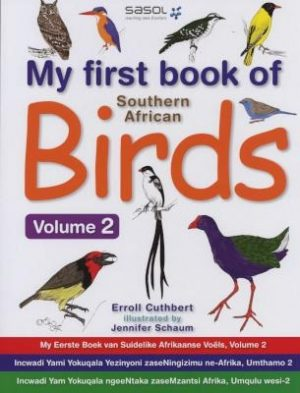 My First Book of Southern African Birds – Volume 2