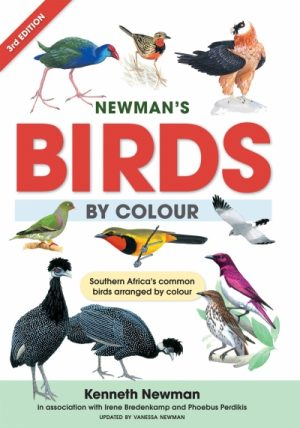 Newman's Birds By Colour Southern Africa