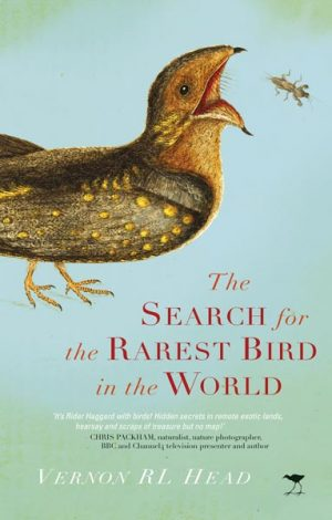 A Search for the Rarest Bird in the World (9/10)  JH