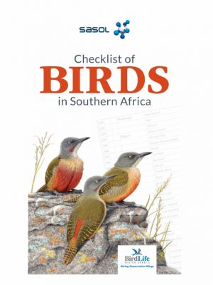 Sasol Checklist to Birds of South Africa