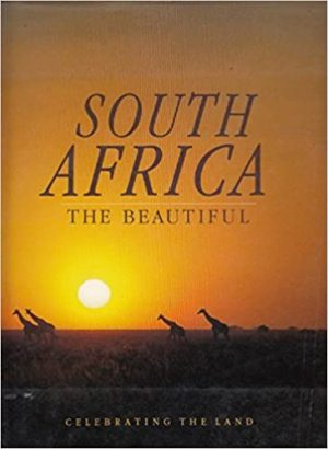 South Africa the Beautiful    Hardcover (8/10)  JP29