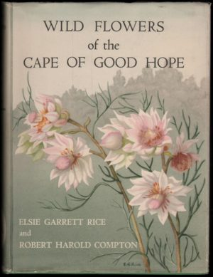 Wild Flowers of the Cape of Good Hope Hard Cover  AR9