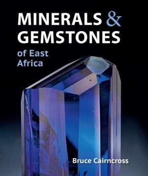 Minerals and Gemstones of East Africa  (9/10) WB