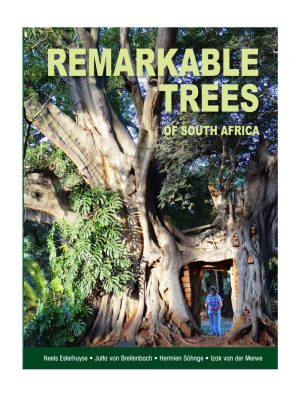 Remarkable Trees of South Africa  WB