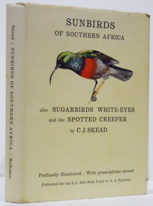 The Sunbirds Of Southern Africa GR122