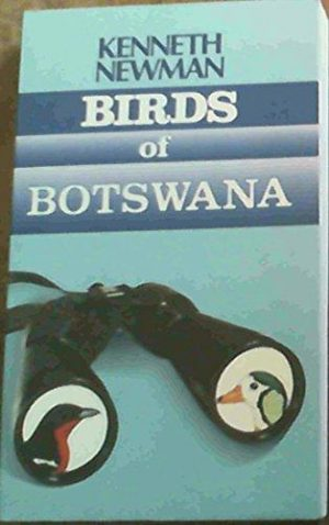 Birds of Botswana GR56