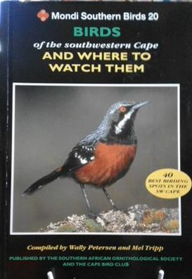 Birds of the Southwestern Cape and where to watch them GR54