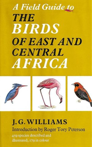Field Guide to the Birds of East and Central Africa GR50