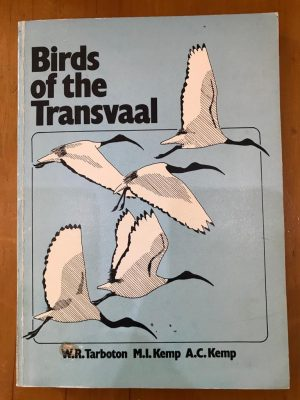 Birds of the Transvaal GR53