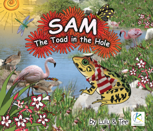 Sam, The Toad in the Hole