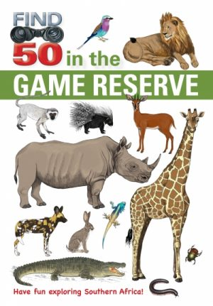 Find 50 Game Reserve Southern Africa