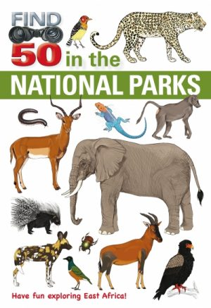 Find 50 in Game Reserve – East Africa