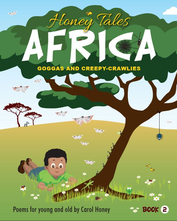 Honey Tails Africa Book 2