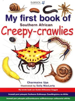 My First Book of Southern African Creepy-Crawlies