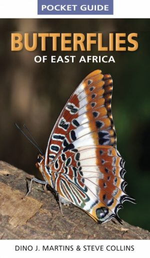 Pocket Guide to Butterflies of East Africa