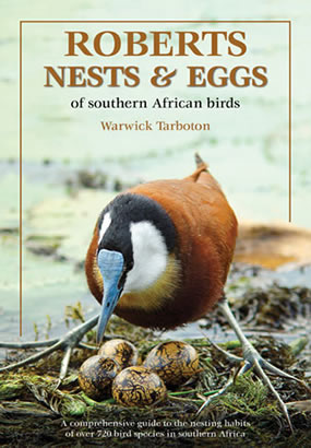 Roberts Nests & Eggs of Southern African Birds