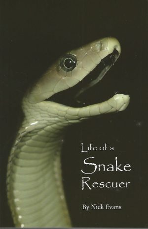 Life of a Snake Rescuer