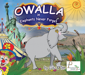 Owalla in Elephants Never Forget
