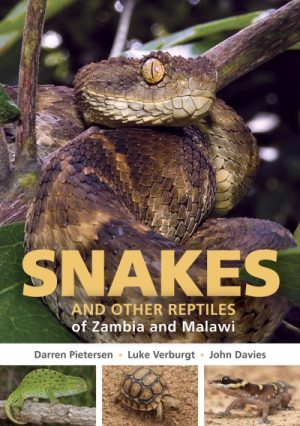 Snakes and other Reptiles of Zambia and Malawi